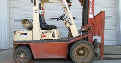 1996 Nissan Forklift KPH02A25PV