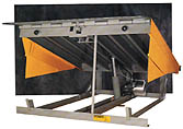 Hydraulic Pit Levelers