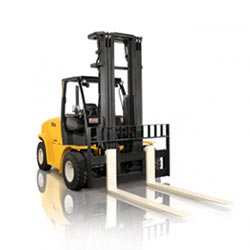 Internal Combustion Engine Pneumatic Forklift