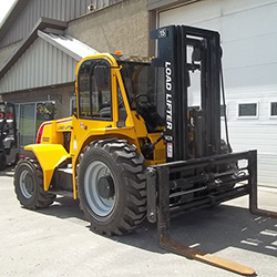 Load Lifter 2200 2400 D Series
