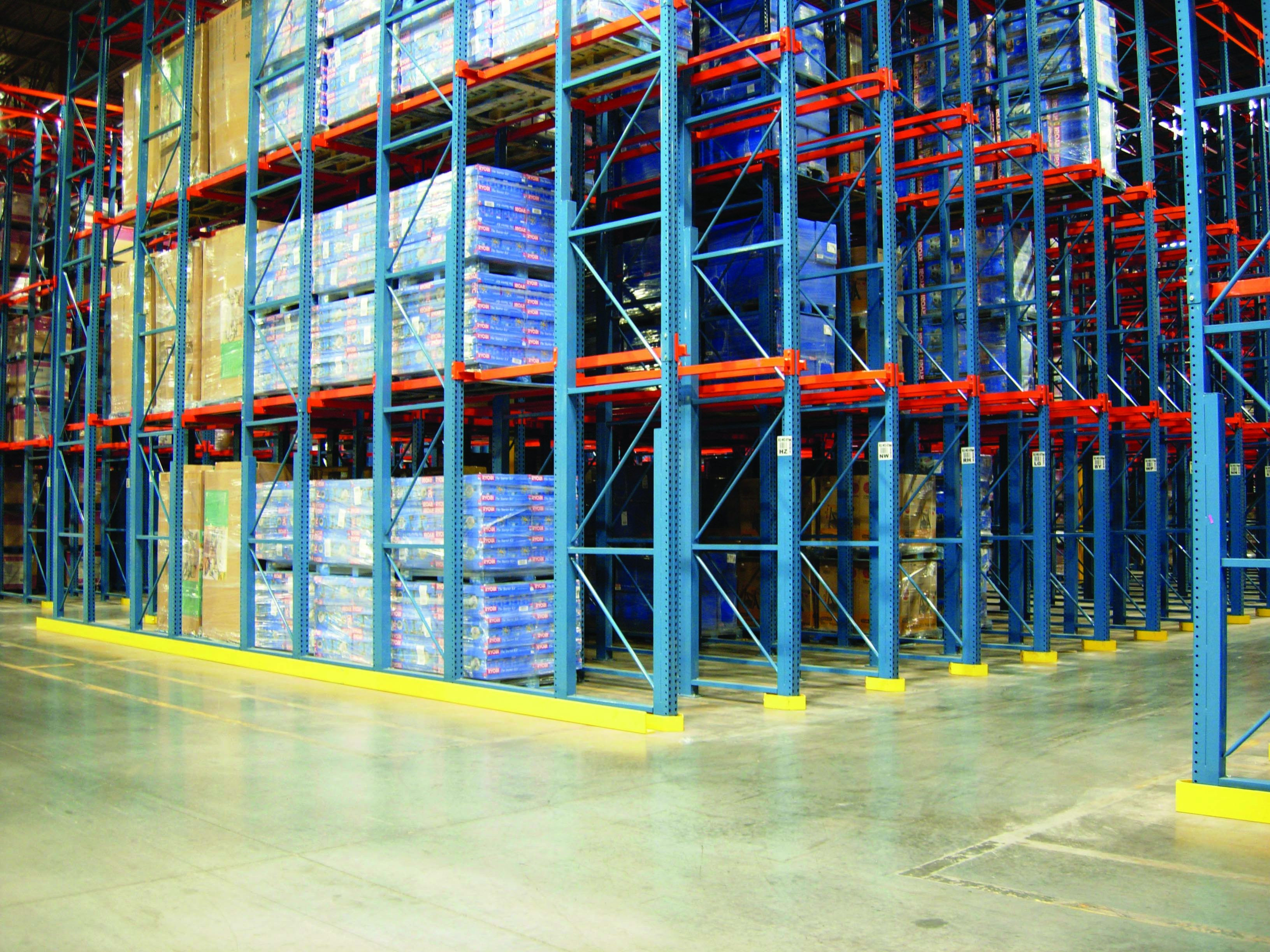 Warehouse Products - Berry Material Handling