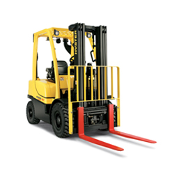 New Internal Combustion Pneumatic Lift Truck