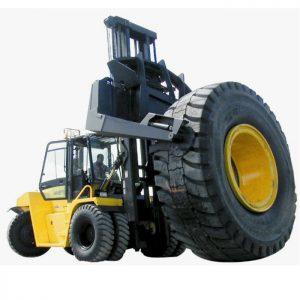Hyster Tire Handler