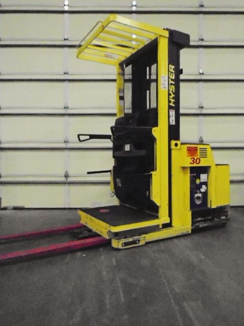 Berry Material Handling - New & Used Forklifts | Warehouse