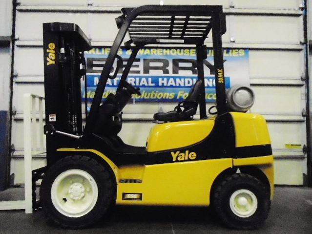 Berry Material Handling - New & Used Forklifts | Warehouse Supplies
